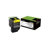 Lexmark 808Y Sarı Toner (80C80Y0)