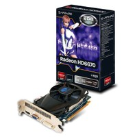 Sapphire Amd Radeon HD6670 2GB 128Bit DDR3 (Directx 11) PCI-E 2.1 HD3D Ekran Kartı (11192-11-20G)