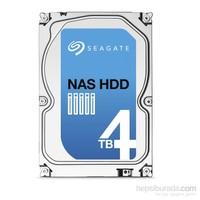 """Seagate NAS HDD 4TB 3.5"""" 5900RPM Sata 3.0 64Mb 7x24 Nas Disk (ST4000VN000)"""