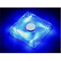 SilverStone 12cm Mavi Ledli Kasa Fanı (SST-FN121P-BL)