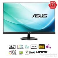 "Asus VP239H 23"" 5ms (Analog+DVI-D+HDMI) Full HD IPS Led Monitör"