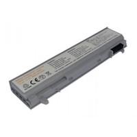 Retro DELL Latitude E6400 Serisi Uyumlu Notebook Batarya Metalik Gri RDL-103