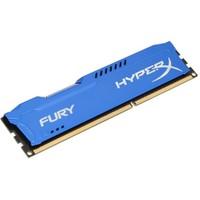 Kingston HyperX Fury Blue 4GB 1600MHz DDR3 Ram (HX316C10F/4)