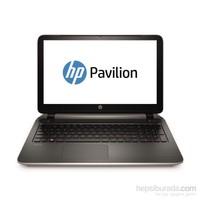 """HP 15-AC002NT Intel Core i3 4005U 4GB 500GB Windows 8 15.6"""" Taşınabilir Bilgisayar M7W73EA"""