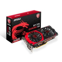 MSI Amd Radeon R7 370 4GB 256Bit GDDR5 (DX12) PCI-E 3.0 Ekran Kartı (R7 370 Gaming 4G)
