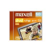 Maxell Mini DVD-RW Camcorder 60MIN Hg N/C Jewel Case