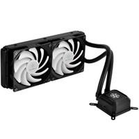SilverStone Tundra TD02LITE Intel LGA775/115X/1366/2011/2011-v3 AMD AM2/AM3+/FM1/FM2+/AM4 Ryzen Uyumlu Sıvı Soğutma