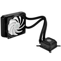 SilverStone Tundra TD03LITE Intel LGA775/115X/1366/2011/2011-v3 AMD AM2/AM3/FM1/FM2/AM4 Ryzen Uyumlu Sıvı Soğutma