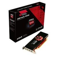 AMD FirePro W4300 4GB GDDR5 128 Bit 4xMiniDP Low Profile Profesyonel Ekran Kartı (SPAMDFPRO