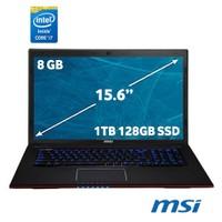 """MSI GE60 2OE-293XTR Intel Core i7 4700MQ 2.4GHz / 3.4GHz 8GB 1TB + 128GB SSD 15.6"""" Taşınabilir Bilgisayar"""