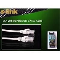 S-Link Slx-292 3M Patch Utp Cat5e Kablo