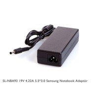 S-Link Sl-Nba93 19V 4.22A 5.5*3.0 Samsung Notebook Adaptör