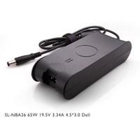 S-Link Sl-Nba26 65W 19.5V 3.34A 4.5*3.0 Dell Ultrabook Standart Adaptör