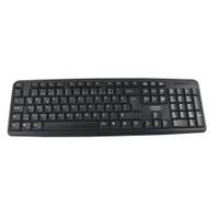 Hiper KM-3055 USB Standart Klavye - Siyah