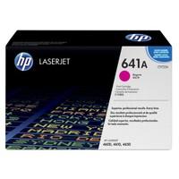 HP 641A 8000 Sayfa Kapasiteli Kırmızı Toner C9723A
