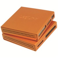 LogiLink CR0022 USB2.0 Alüminyum All-In-One Turuncu Kart Okuyucu