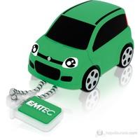 Emtec F102 Fiat Panda Yeşil 8GB Usb Bellek