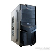 CaseBull PCI5141VG Intel Core i5 460M 2.53GHz / 2.8GHz 4GB 1TB Masaüstü Bilgisayar + Antivirüs Hediye