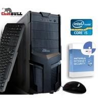 CaseBull PCI518OB Intel Core i5 460M 2.53GHz / 2.8GHz 8GB 1TB Masaüstü Bilgisayar + Antivirüs Hediye