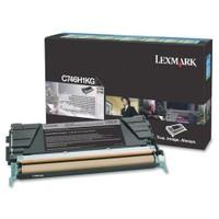 Lexmark C746h1kg Lexmark C746/C748 Siyah Toner