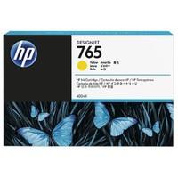 Hp F9j50a Hp 765 400-Ml Yellow Designjet Ink Cartridge