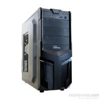 CaseBull PCI5181VG Intel Core i5 460M 2.53GHz / 2.8GHz 8GB 1TB Masaüstü Bilgisayar + Antivirüs Hediye