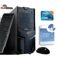 CaseBull PCI7281VG Intel Core i7 640LM 2.13GHz / 2.93GHz 8GB 2TB Masaüstü Bilgisayar + Antivirüs Hediye