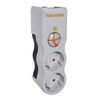 Tunçmatik Enerji Koruma Prizi Powersurge 2'li Beyaz 525 JOULE (TSK5080)
