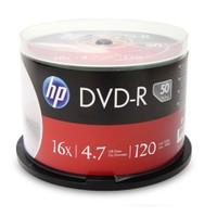 HP DVD-R 16X 50li Spindle 4.7GB 120dk (DME00025-3)