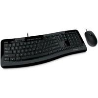 Microsoft Curve Desktop 3000Bus Klavye & Mouse Set (7ZJ-00021)