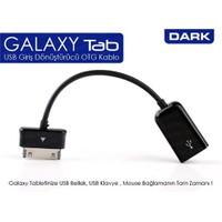 Dark Samsung Galaxy Tab OTG Kablo (DK-CB-USB2GALAXYOTG)