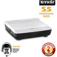 Tenda S5 5 Port 10/100 Switch