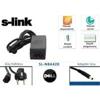 S-Link Sl-Nba420 45W 19.5V 2.31A 4.5*2.7*0.6 Dell Notebook Standart Adaptör