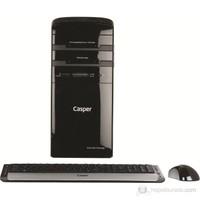 Casper CD.HBI4130B Core i3 4130 3.2GHz 4GB 500GB (2GB VGA) Windows 8 Masaüstü Bilgisayar + Speaker Hediyeli