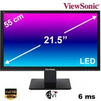 """Viewsonic VA2214S 21.5"""" 6ms (Analog+DVI) Full HD IPS LED Monitör"""
