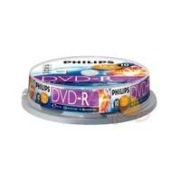 Philips 16X 4.7GB 10'Lu Cakebox DVD-R DM4S6B10F-00