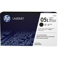 HP 05L 1000 Sayfa Kapasiteli Siyah Toner CE505L