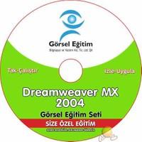 Görsel Dreamweaver MX 2004 Eğitim Seti