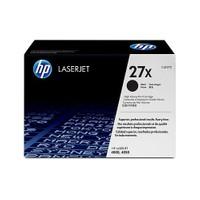 HP 27X 10000 Sayfa Kapasiteli Siyah Toner C4127X