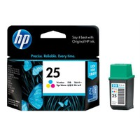 HP 25 Üç Renkli Kartuş 51625AE / 51625A