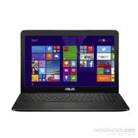 "Asus X554LJ-XO101T Intel Core i5 5200U 2.2 / 2.7Ghz 4GB 500GB 15.6"" Taşınabilir Bilgisayar"