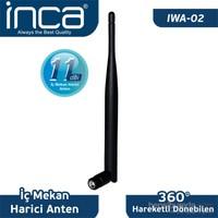 Inca IWA-02 11 dBi Omni İç Mekan Harici Anten