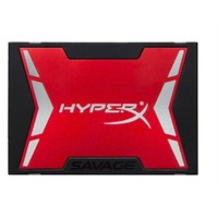 """Kingston HyperX Savage Serisi 120GB 560MB-360MB/s Sata3 2.5"""" SSD (SHSS37A/120G)"""