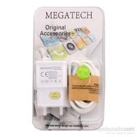 Megatech Cc01 2.2A 2İn 1 Şarj Cihazı