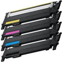 Retech Samsung Clx-3305W Kırmızı Toner Muadil Yazıcı Kartuş