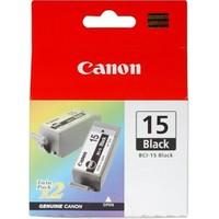 Canon BCI-15BK Siyah Mürekkep Kartuş i70-i80