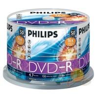 Philips 16X 4.7GB 120DK 50'Li Cakebox DVD-R DM4S6B50F-00