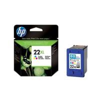 HP 22XL Mürekkep Püskürtmeli Baskı Kartuşları C9352CE / C9352C