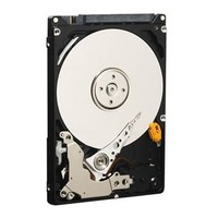 "Western Digital 500GB 2.5"" SATA 5400RPM 8 MB Sabit Disk WD5000BEVT"