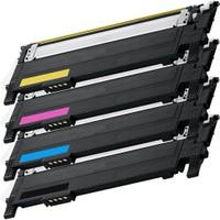 Retech Samsung Clx-3303 Kırmızı Toner Muadil Yazıcı Kartuş